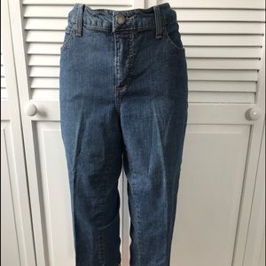 Lee Slender Secret Cotton Blend Blue Jeans